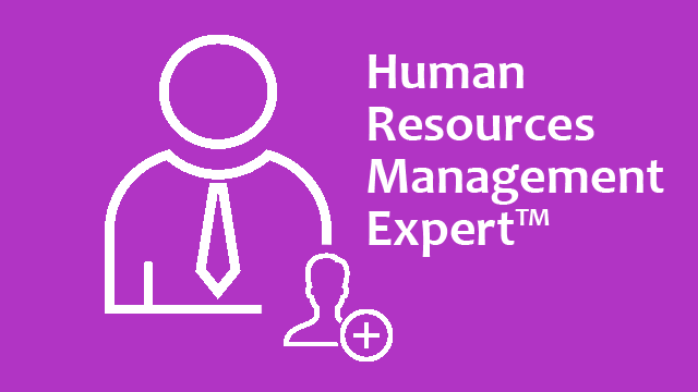 Human Resource Mgmt Expert™