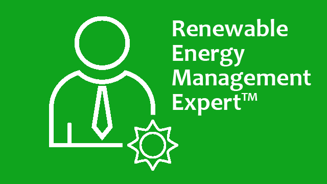 PME-REME - RENEWABLE ENERGY MANAGEMENT EXPERT
