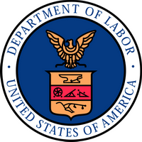 United States Department of Labor Seal Logo